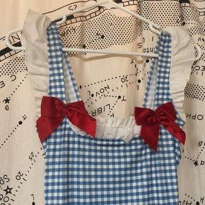 Dresses - Dorothy costume/ mini dress